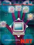 Undergraduate Catalog, Fall 2000, New Jersey Institute of Technology by New Jersey Institute of Technology
