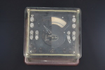 Polyphase Wattmeter (Top View) by Weston Electrical Instrument Company
