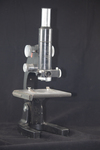 Optical Microscope (front view) by Bausch & Lomb