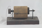 A. C. Induction dynamo by Weston Electrical Instrument Company