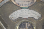 Weston Portable Voltmeter (Top Plate View) by Weston Electrical Instrument Company