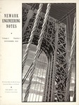 Newark Engineering Notes, Volume 2, No. 2, November 1938 by Newark College of Engineering