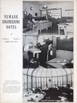 Newark Engineering Notes, Volume 2, No. 4, February 1939 by Newark College of Engineering