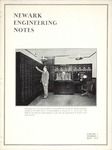 Newark Engineering Notes, Volume 2, No. 6, May 1939 by Newark College of Engineering