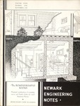 Newark Engineering Notes, Volume 4, No. 1, November, 1940