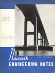 Newark Engineering Notes, Volume 4, No. 2, March, 1941 by Newark College of Engineering